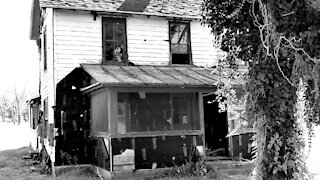 Riverton House - Abandoned