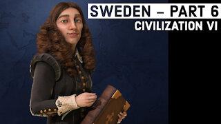 Civilization VI: Sweden - Part 6