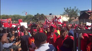 WRAP: Vavi threatens two-day strike should government not heed demands (YoB)