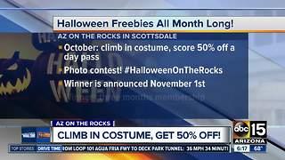 Halloween deals around the Valley
