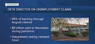 Lawmakers, Nevada residents discuss issues with state's unemployment department
