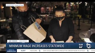 Restaurant converts to fast casual as minimum wage increases