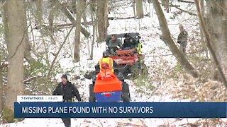 Man, two women killed in plane crash in Chautauqua County