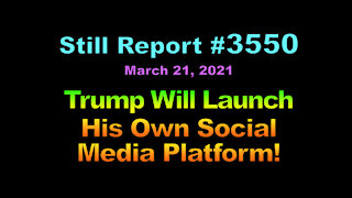 Trump Will Launch His Own Social Media Platform, 3550