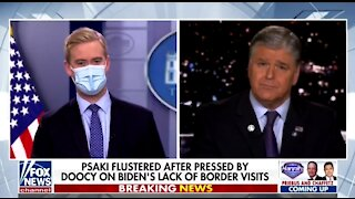 Hannity and Doocy On Biden's Claim He Visited The Border