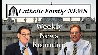 Weekly News Roundup 01/08/2021