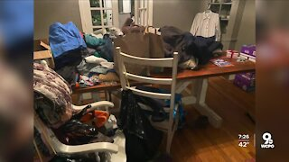 Teacher helps family in need after their home floods