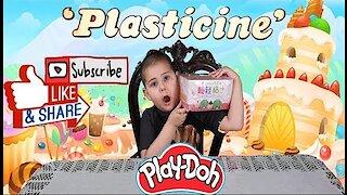 Plasticine I Play Doh I Kids Playing Clay