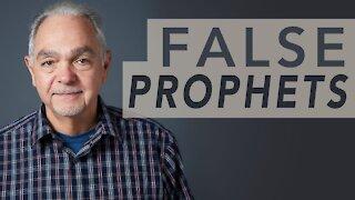False Prophets - Pastor Benny Parish