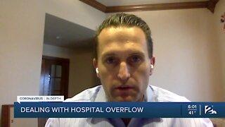 Oklahoma hospitals overflow amid COVID-19 surge