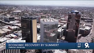 Economic recovery by summer?