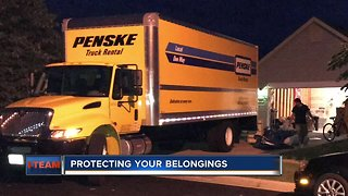 Families fight moving company over damaged, lost, held belongings