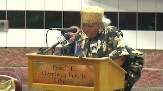 Celebrating iconic member of Buffalo's Black community