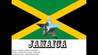 Bandeiras e fotos dos países do mundo: Jamaica [Frases e Poemas]