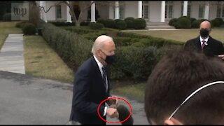 Joe Biden - schlampiges Videokonstrukt (16. März 2021) - andere Perspektive