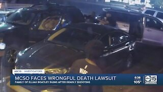 MCSO faces wrongful death lawsuit