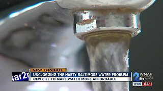 Unclogging Baltimore's nasty water bill problem