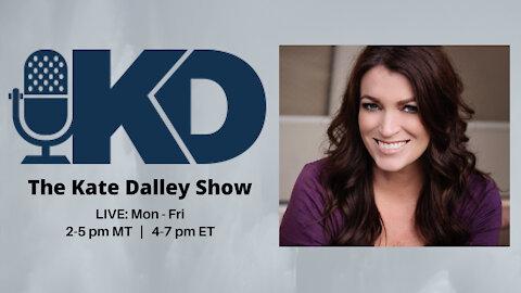 AZ Sen. Wendy Rogers on the Kate Dalley Show 10/14/2021