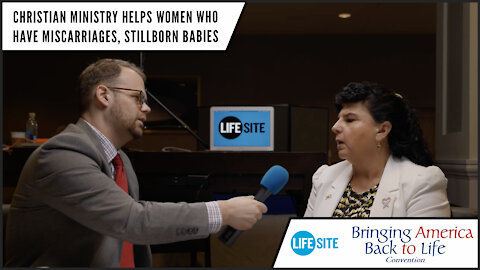 Christian ministry helps women who have miscarriages, stillborn babies