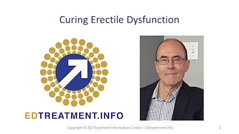 Curing Erectile Dysfunction