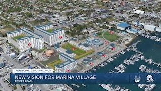 Riviera Beach's new version for Marina Village