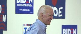 Phone bank kickoff with Joe Biden