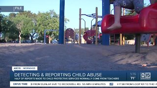 Child abuse concerns amid the pandemic