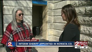 Interim Sheriff appointed in nowata co.
