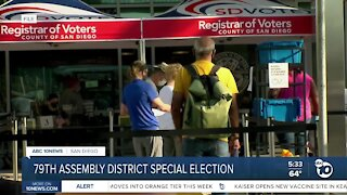 Polls set to open for 79th Assembly District special election