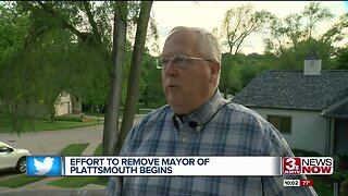 Effort to recall Plattsmouth mayor begins