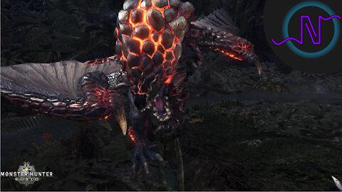 Bazelgeuse - High Rank Monster Showcase - Monster Hunter World