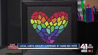 Local LGBTQ groups surprised by United Methodist vote on same-sex marriage