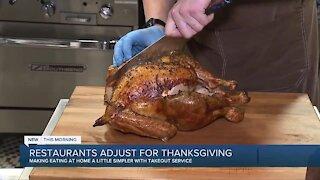 """Metro Detroit restaurants offering family Thanksgiving """"to-go"""""""