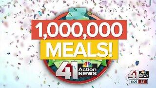 Fill the Fridge drive reaches 1 million meals goal