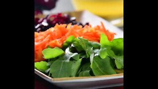 Betabel and Carrot Salad