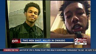 Family remembers men killed in Owasso shooting