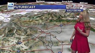 13 First Alert Las Vegas evening forecast | Jan. 8, 2020