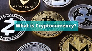 Simple explanation about cryptocurrency...