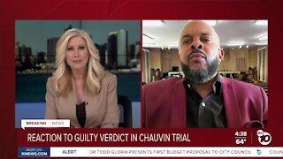 San Diego pastor discusses George Floyd murder trial