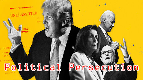 The Firday Vlog | Establishment Political Persecution | Precipitous Punishment