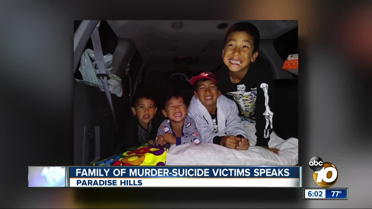 Family of Paradise Valley murder-suicide victims speaks about tragedy