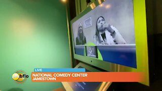 AM Buffalo was live at the National Comedy Center - Part 3