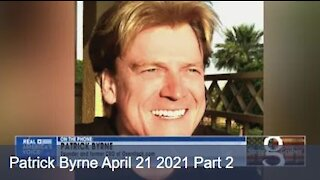 04/21/2021 Patrick Byrne Interview: Steve Gruber Part 2 - 2020 Election Fraud Mother Lode Was Found
