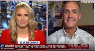 The Real Story - OANN Rinos & Elephants with Corey Lewandowski