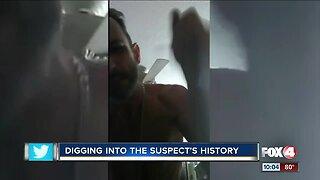 Digging into Cape Coral suspect's criminal past
