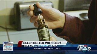 Consumer Reports: Sleep better with CBD