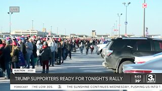 President Trump holding MAGA rally in Omaha