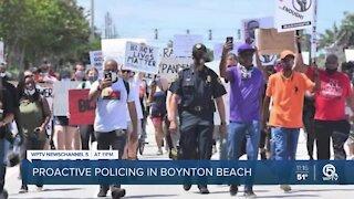 Boynton Beach police chief shares community concern