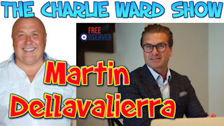 CHARLIE WARD - A TRUTH-SEEKER WITH 10 MILLION FOLLOWERS WITH MARTIN DELLAVALIERRA