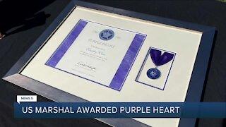 U.S. Marshals award officers at Cleveland ceremony